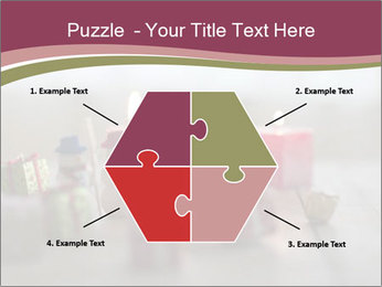 A candle PowerPoint Template - Slide 40