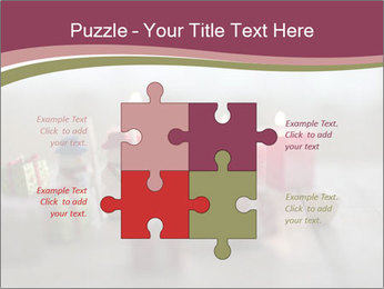 A candle PowerPoint Template - Slide 43
