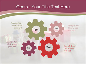 A candle PowerPoint Templates - Slide 47
