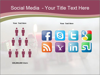 A candle PowerPoint Template - Slide 5
