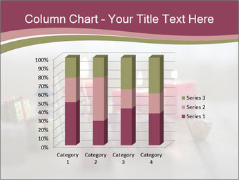 A candle PowerPoint Template - Slide 50