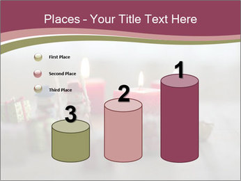 A candle PowerPoint Template - Slide 65