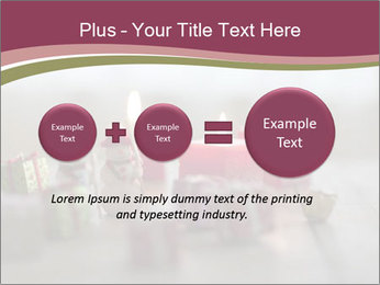 A candle PowerPoint Template - Slide 75