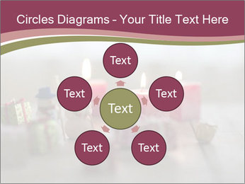 A candle PowerPoint Templates - Slide 78