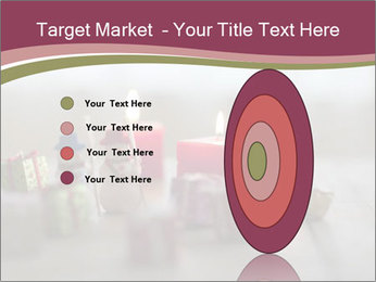 A candle PowerPoint Template - Slide 84