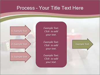 A candle PowerPoint Template - Slide 85