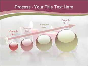 A candle PowerPoint Template - Slide 87