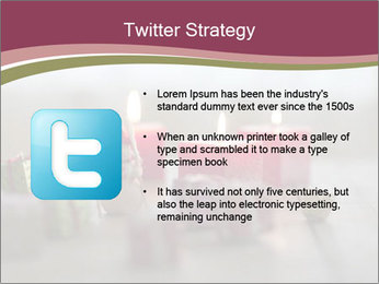 A candle PowerPoint Template - Slide 9