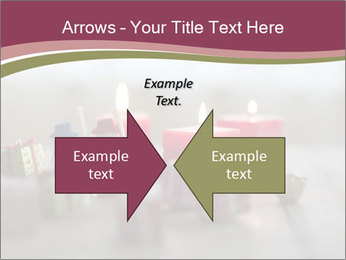 A candle PowerPoint Templates - Slide 90