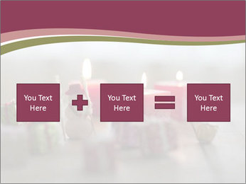 A candle PowerPoint Template - Slide 95