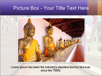 People go on ceremony PowerPoint Template - Slide 16