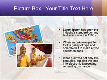 People go on ceremony PowerPoint Template - Slide 20