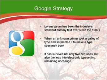 Tree autumn. PowerPoint Template - Slide 10
