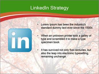 Tree autumn. PowerPoint Template - Slide 12