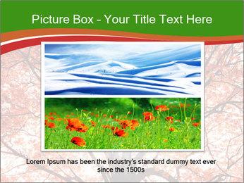 Tree autumn. PowerPoint Template - Slide 16