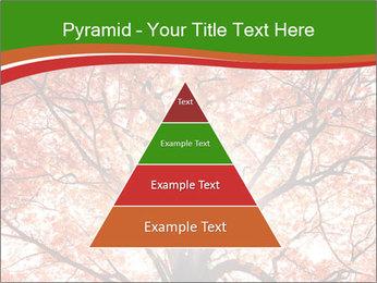 Tree autumn. PowerPoint Template - Slide 30