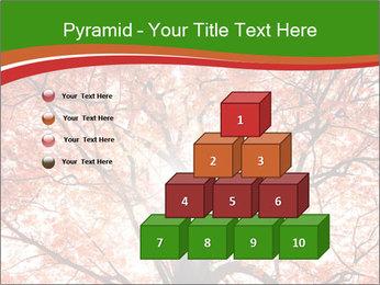 Tree autumn. PowerPoint Template - Slide 31