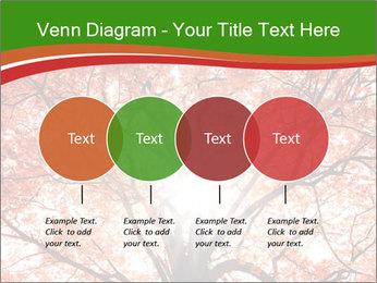 Tree autumn. PowerPoint Template - Slide 32