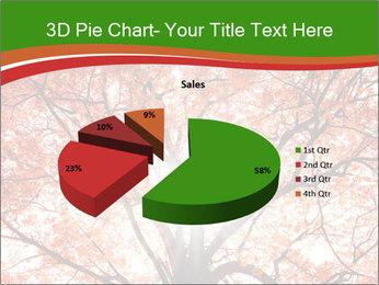 Tree autumn. PowerPoint Template - Slide 35