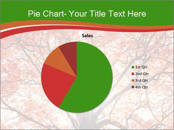Tree autumn. PowerPoint Template - Slide 36