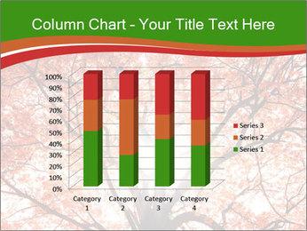 Tree autumn. PowerPoint Template - Slide 50