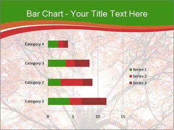 Tree autumn. PowerPoint Template - Slide 52