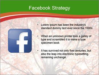 Tree autumn. PowerPoint Template - Slide 6