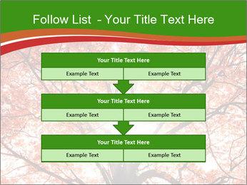 Tree autumn. PowerPoint Template - Slide 60