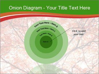 Tree autumn. PowerPoint Template - Slide 61