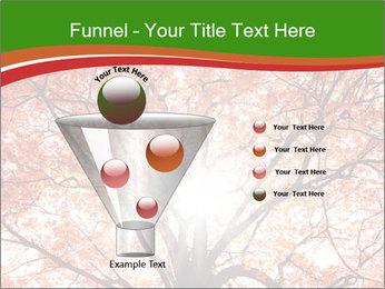 Tree autumn. PowerPoint Template - Slide 63