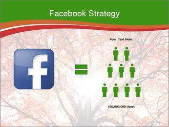 Tree autumn. PowerPoint Template - Slide 7