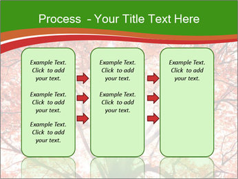 Tree autumn. PowerPoint Template - Slide 86