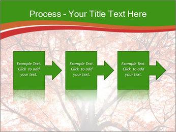 Tree autumn. PowerPoint Template - Slide 88