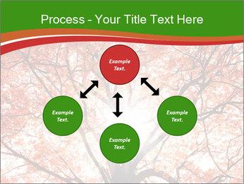 Tree autumn. PowerPoint Template - Slide 91