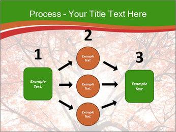 Tree autumn. PowerPoint Template - Slide 92