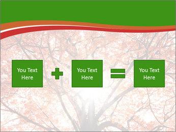Tree autumn. PowerPoint Template - Slide 95