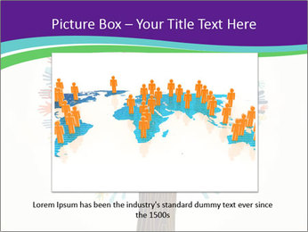 Tree hands PowerPoint Template - Slide 16
