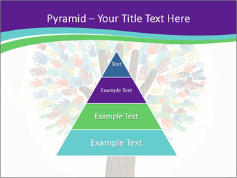 Tree hands PowerPoint Template - Slide 30