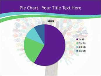 Tree hands PowerPoint Template - Slide 36