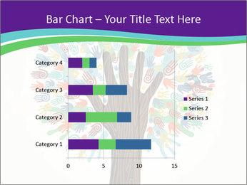 Tree hands PowerPoint Template - Slide 52