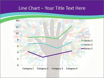 Tree hands PowerPoint Template - Slide 54