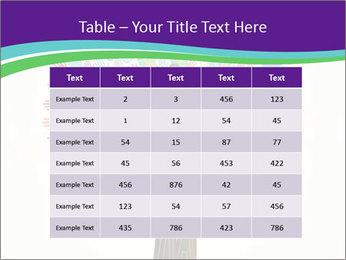 Tree hands PowerPoint Template - Slide 55