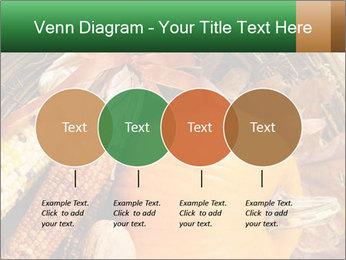 A colorful orange pumpkin PowerPoint Template - Slide 32