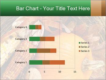 A colorful orange pumpkin PowerPoint Template - Slide 52