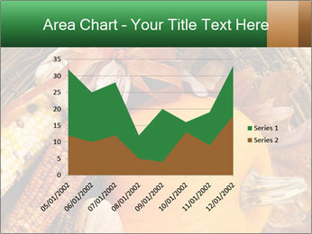 A colorful orange pumpkin PowerPoint Template - Slide 53