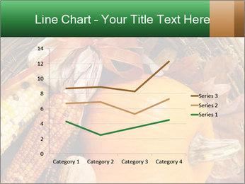 A colorful orange pumpkin PowerPoint Template - Slide 54