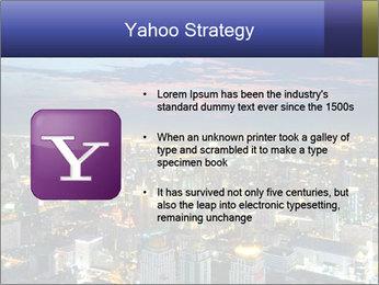 Bangkok at night PowerPoint Template - Slide 11