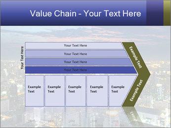 Bangkok at night PowerPoint Template - Slide 27