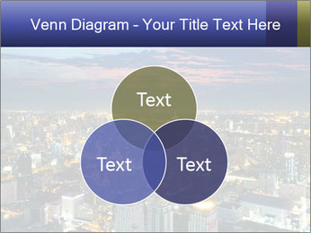 Bangkok at night PowerPoint Template - Slide 33