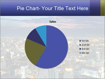 Bangkok at night PowerPoint Template - Slide 36